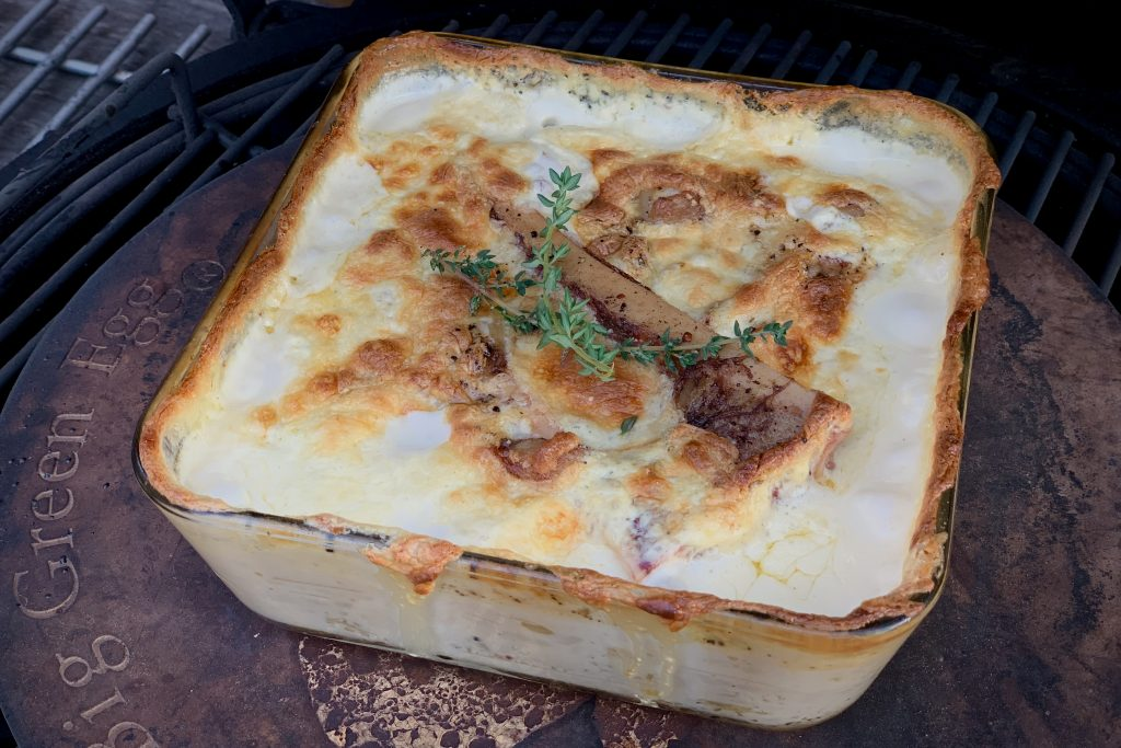 Bone Marrow Potato Dauphinoise