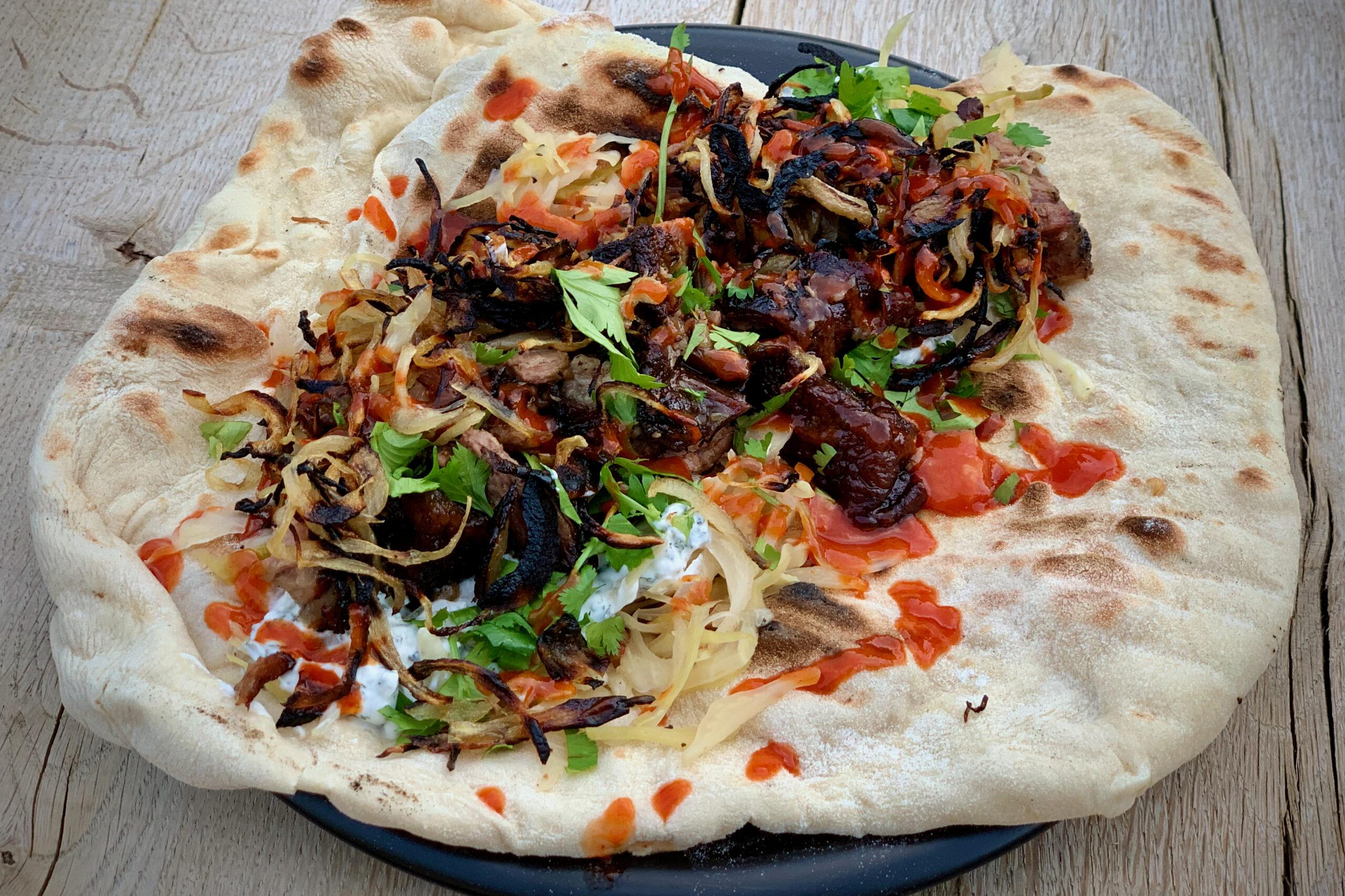 Brisket Kebab