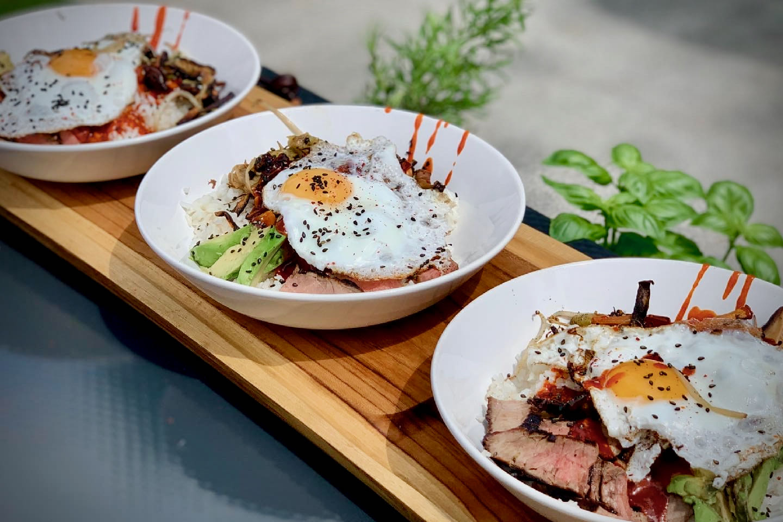 Bibimbap - Korean Rice Bowl